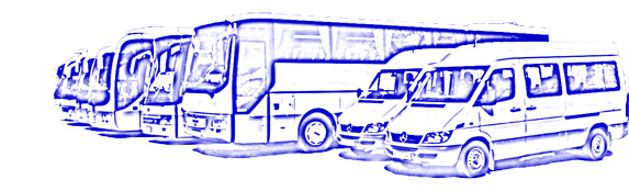 rent buses with coach hire companies from Latvia